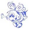 [+] Увеличить - №39. пчёл-карлисончик