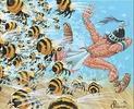 [+] Увеличить - бджолы №294