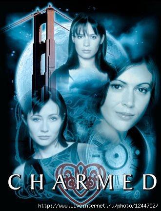 Зачарованные 1 сезон/Charmed 1 season 1999,DVDRip