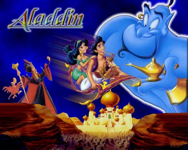 мультфильмы онлайн смотреть алладин:
