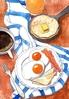 [+] Увеличить - Завтрак