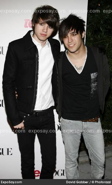 Fall Out Boy - Teen Vogue Young Hollywood Party. Click to view this
