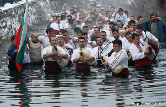 праздник крещение господне
