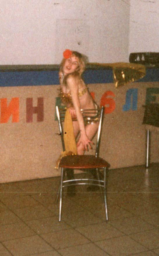 фото Карины Барби, по моим данным, одно из ранних.[user=Карина_Капут-3]