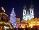 [+] Увеличить - и снова украшение Праги к празднику