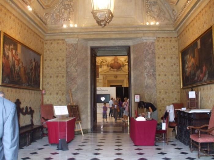 Дворец Палаццо Марино (Palazzo Marino) 87437