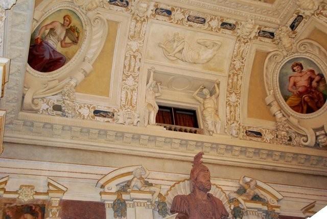 Дворец Палаццо Марино (Palazzo Marino) 75308