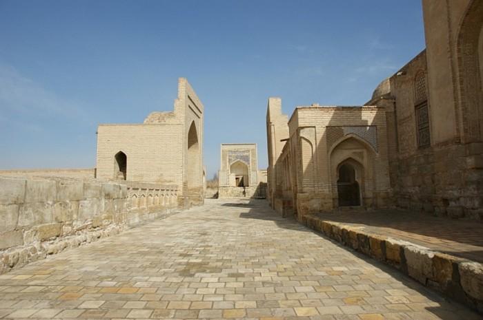 Некрополь Чор-Бакр (XVI-XVIII века) 94733