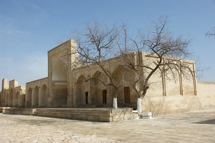 Некрополь Чор-Бакр (XVI-XVIII века) 74280