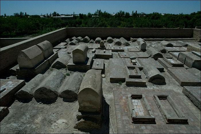 Некрополь Чор-Бакр (XVI-XVIII века) 26344