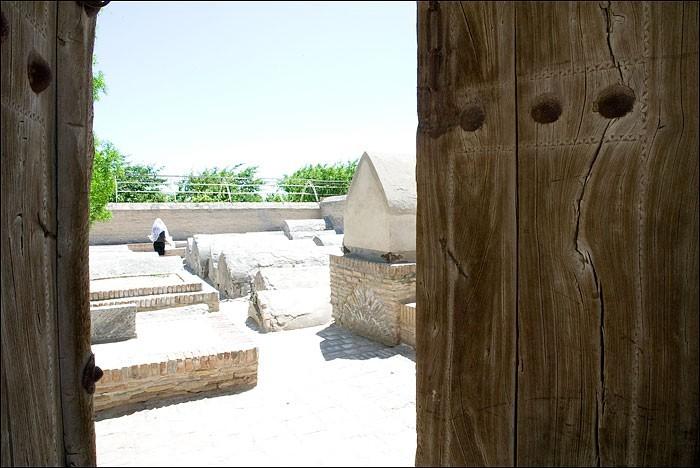 Некрополь Чор-Бакр (XVI-XVIII века) 87340