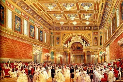 Букингемский дворец 92411