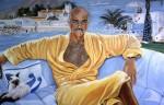 Портрет Sean Connery от его жены Micheline.