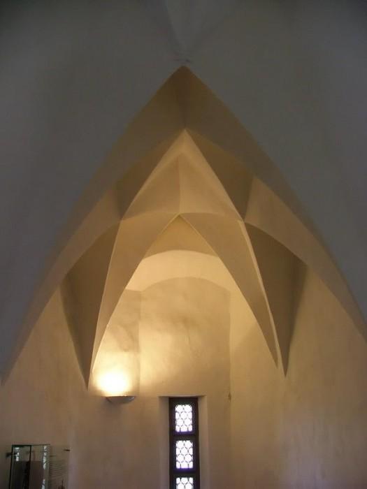 Burg Stolpen-вид внутри 20841