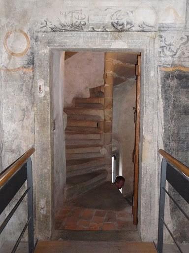 Burg Stolpen-вид внутри 12171