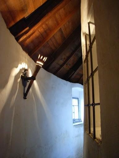 Burg Stolpen-вид внутри 47354