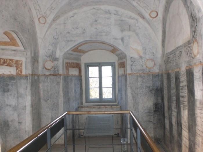Burg Stolpen-вид внутри 63125