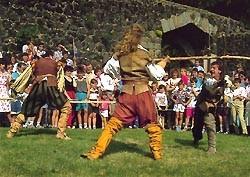 праздники и фестивали в замке Столпен 29877