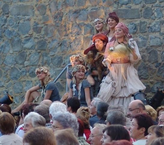 праздники и фестивали в замке Столпен 22101
