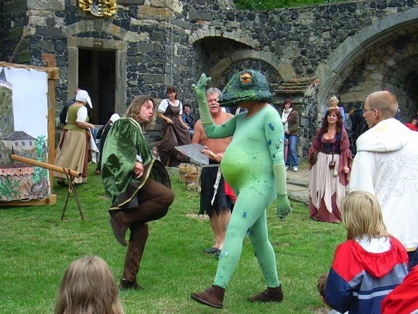 праздники и фестивали в замке Столпен 51155