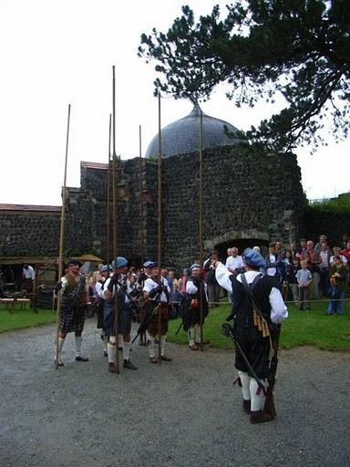 праздники и фестивали в замке Столпен 13027