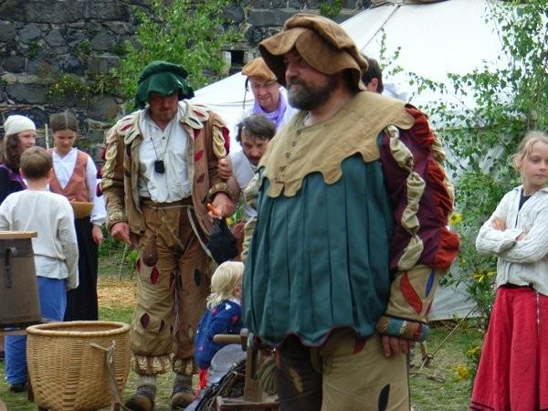 праздники и фестивали в замке Столпен 14091