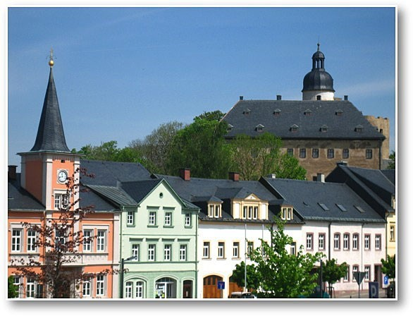 Руины Фрауенстайн, саксония - Burg Frauenstein 50041