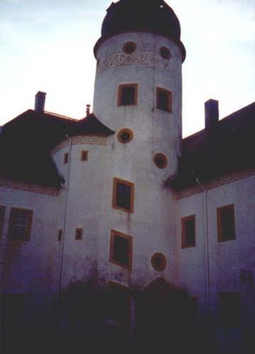 Руины Фрауенстайн, саксония - Burg Frauenstein 61454