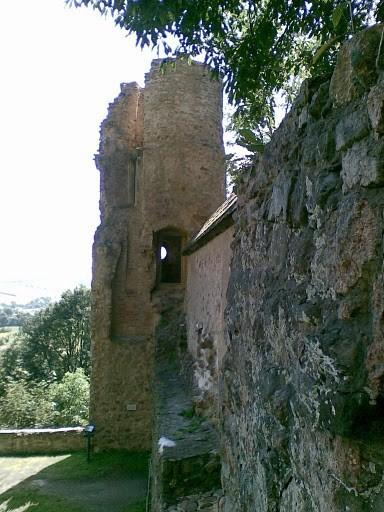 Руины Фрауенстайн, саксония - Burg Frauenstein 53826