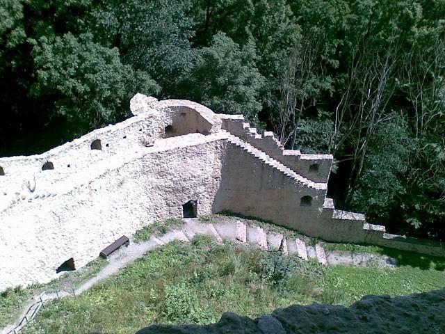 Руины Фрауенстайн, саксония - Burg Frauenstein 45193