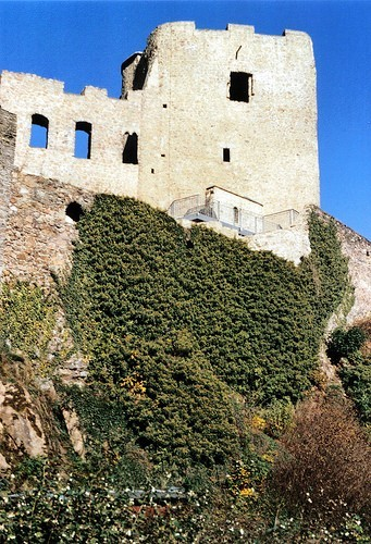 Руины Фрауенстайн, саксония - Burg Frauenstein 65979