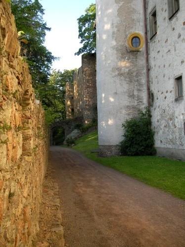 Руины Фрауенстайн, саксония - Burg Frauenstein 79938