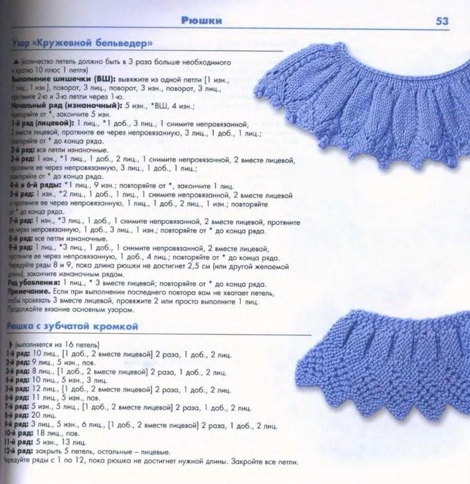 Вязание спицами и крючком. Вязание для малышей и
