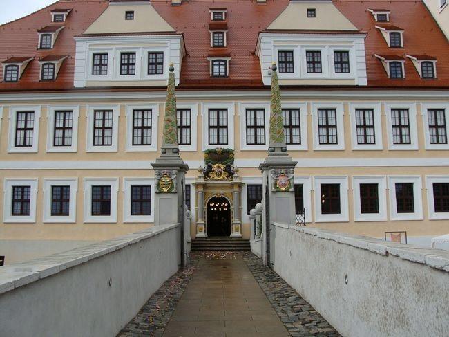 Крепость Делич (нем. Burg Delitzsch) 31666