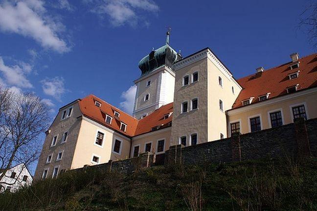 Крепость Делич (нем. Burg Delitzsch) 25012