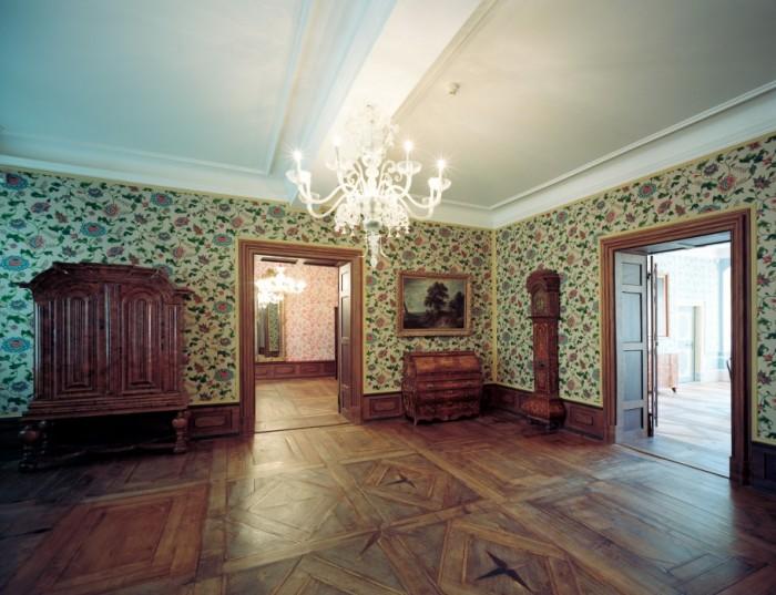 Крепость Делич (нем. Burg Delitzsch) 62753