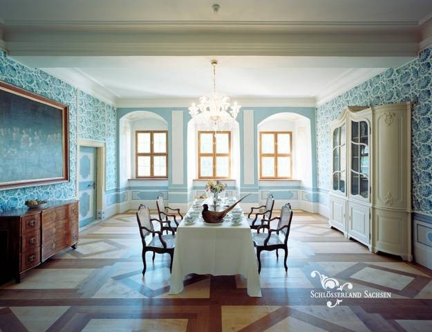 Крепость Делич (нем. Burg Delitzsch) 87606