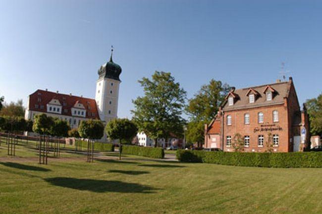 Крепость Делич (нем. Burg Delitzsch) 70858