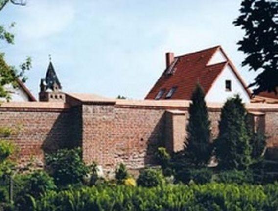 Крепость Делич (нем. Burg Delitzsch) 21835