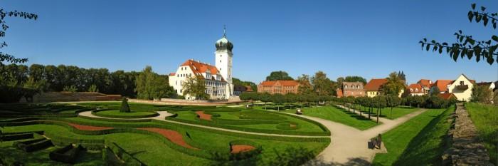 Крепость Делич (нем. Burg Delitzsch) 56924