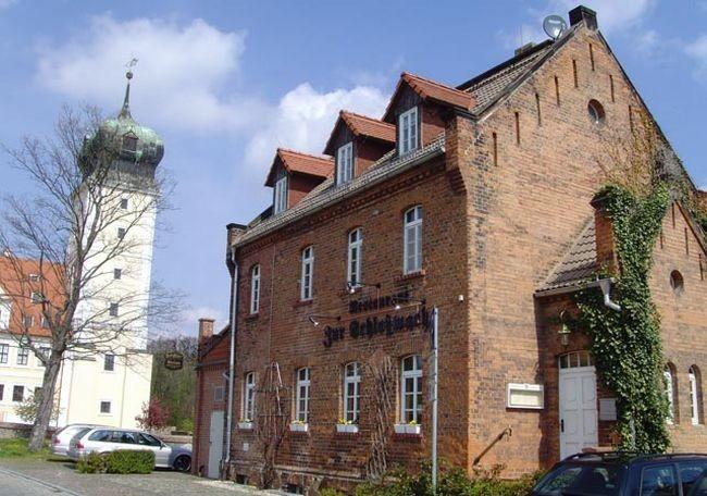 Крепость Делич (нем. Burg Delitzsch) 70401
