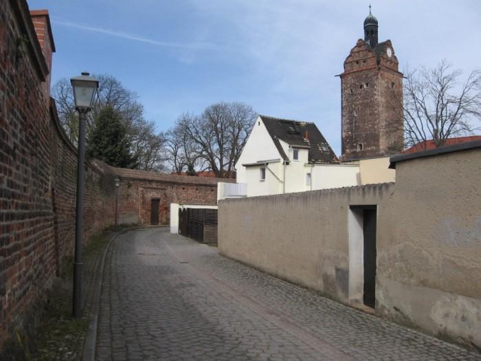 Крепость Делич (нем. Burg Delitzsch) 78629