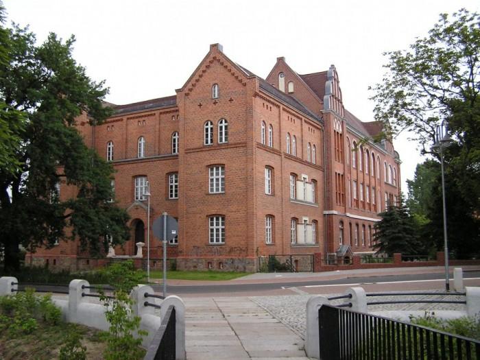 Крепость Делич (нем. Burg Delitzsch) 11320
