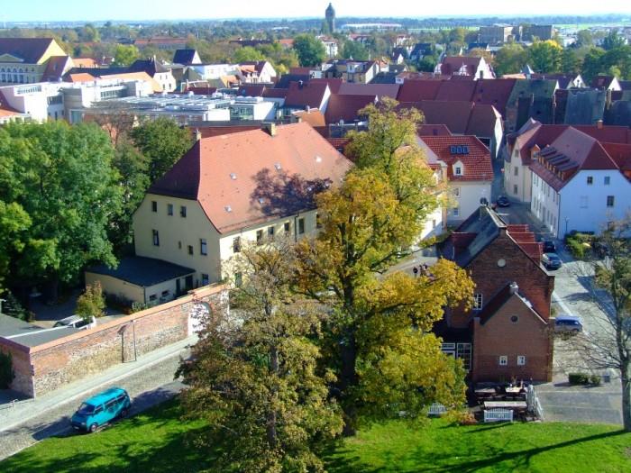 Крепость Делич (нем. Burg Delitzsch) 77637