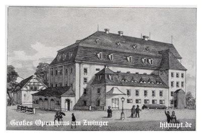Опера Земпера, Дрезден 25638