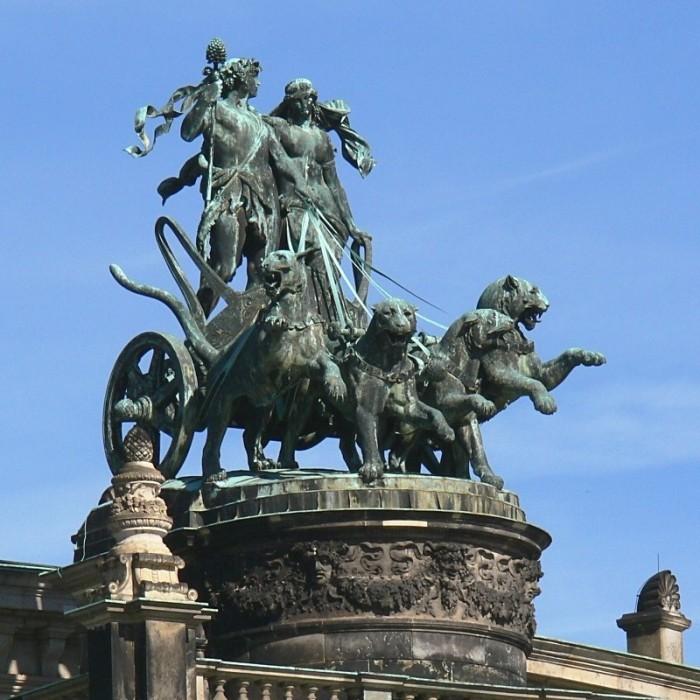 Опера Земпера, Дрезден 52508