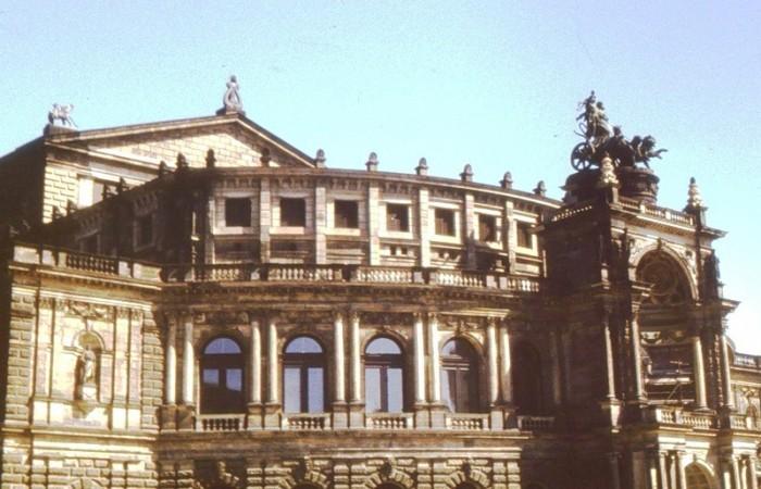 Опера Земпера, Дрезден 81963