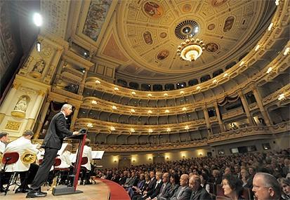 Опера Земпера, Дрезден 14830