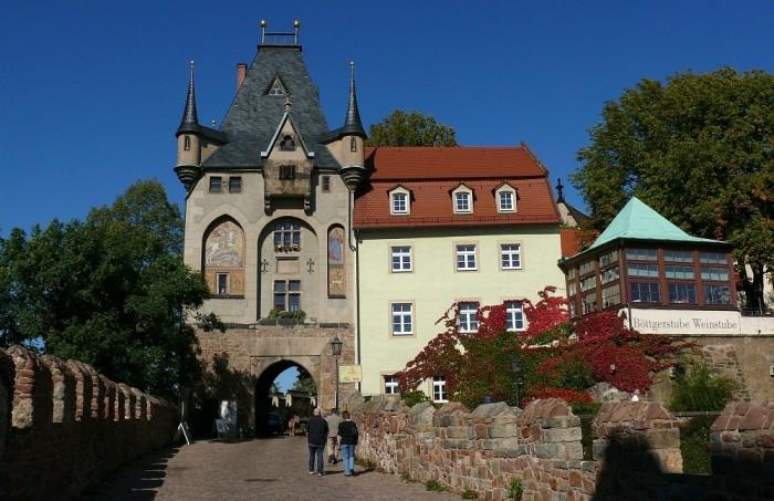 Крепость Альбрехтсбург (нем. Albrechtsburg) 29914