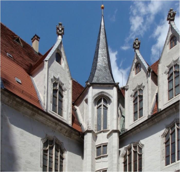 Крепость Альбрехтсбург (нем. Albrechtsburg) 35740